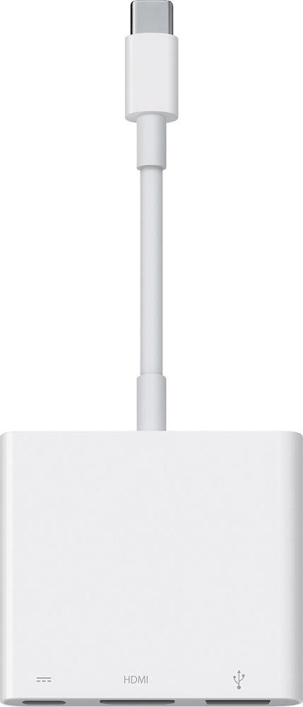 apple usb c digital av multiport adapter